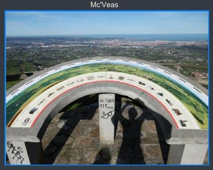 mirador Pico del Sol