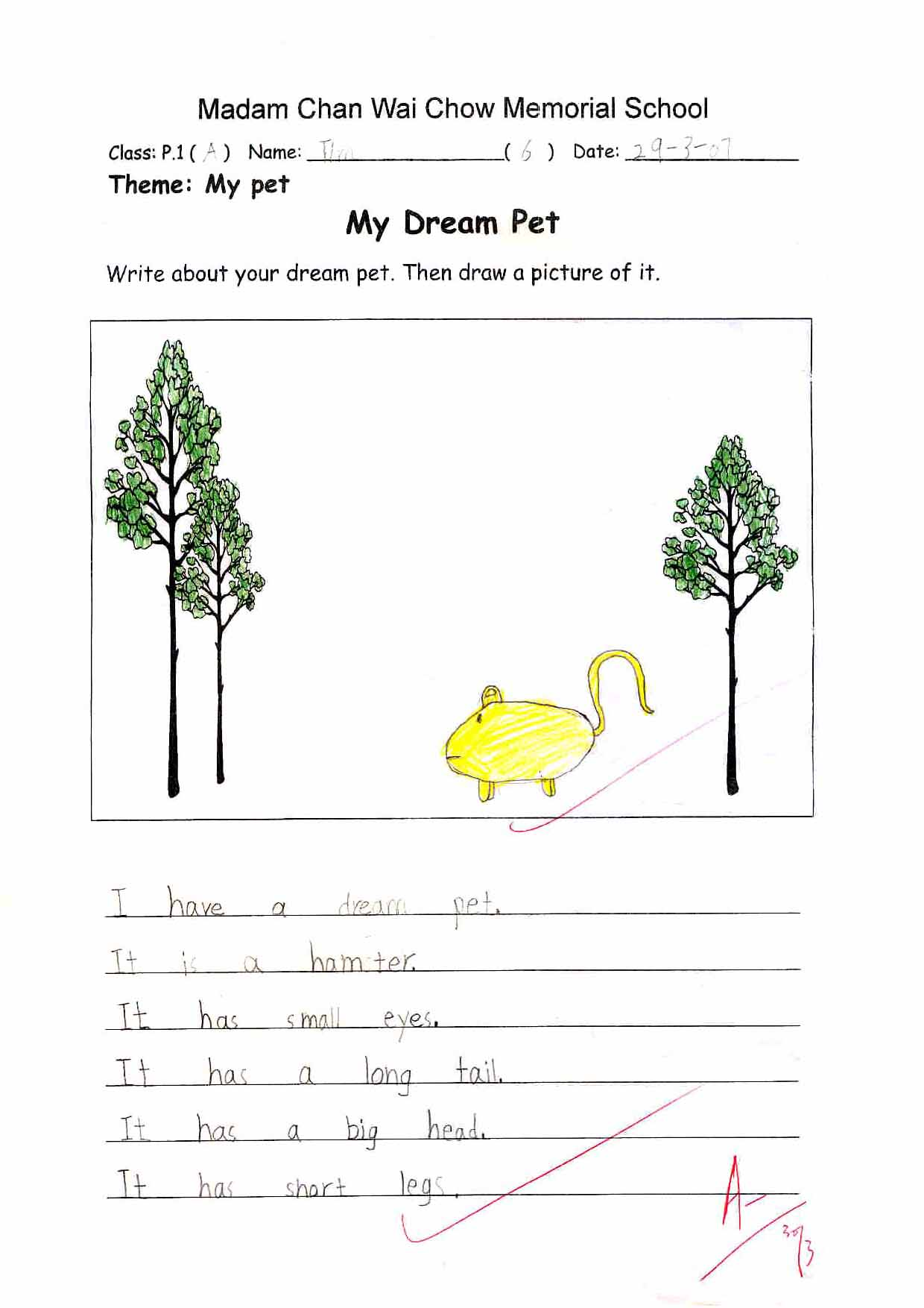 P 1 My Dream Pet