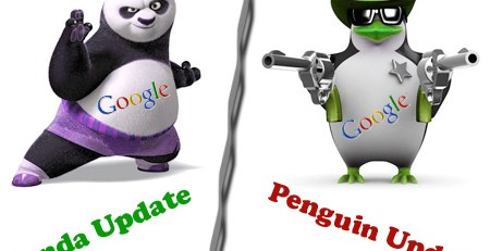 Google Panda, Penguin update