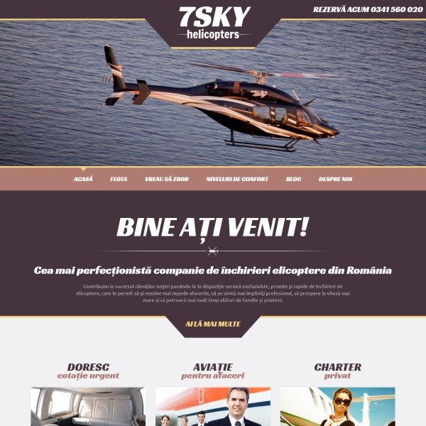 7Sky Helicopters
