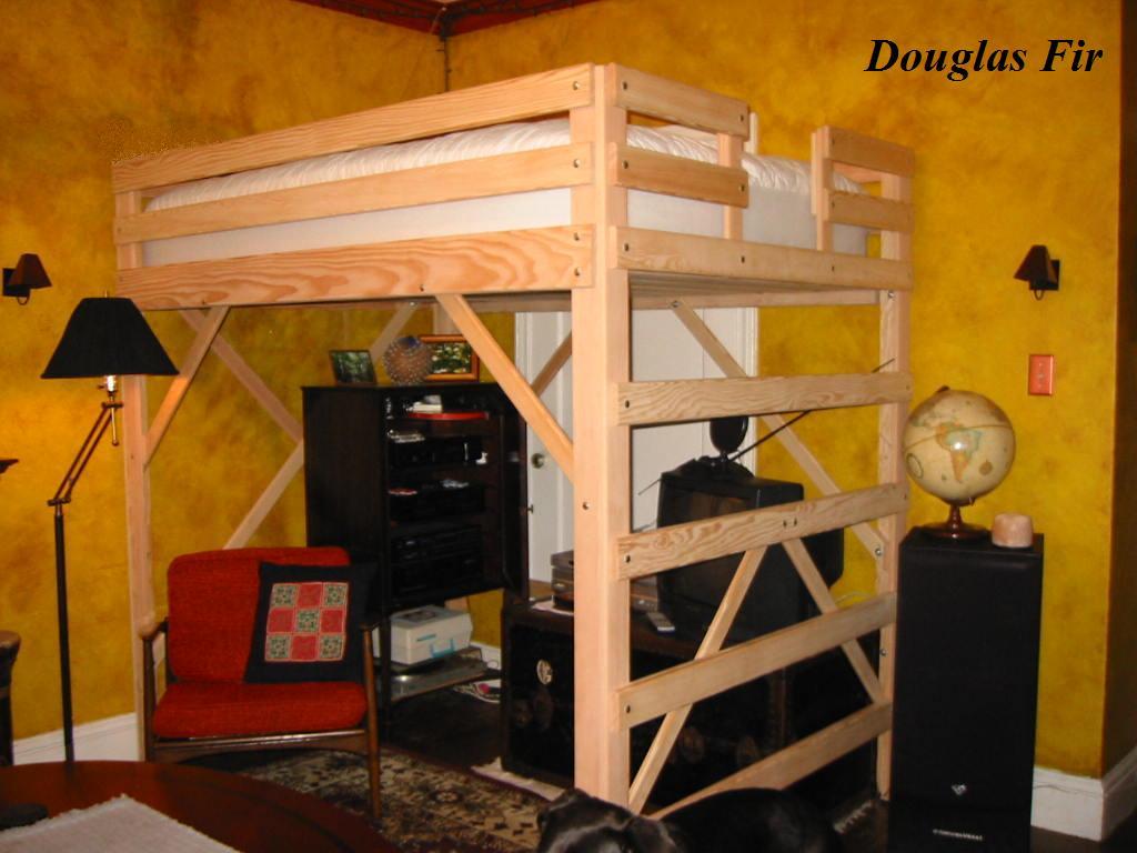 Loft Bed Material Comparison