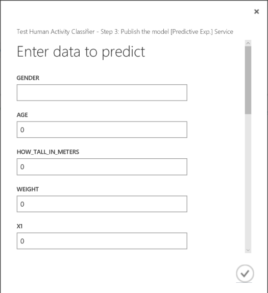 Azure-ML-Enter-Data