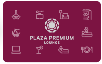Plaza Premium lounges - logo