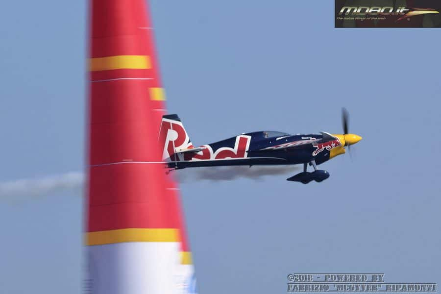 Red Bull Air Race 2019 - MD80 it