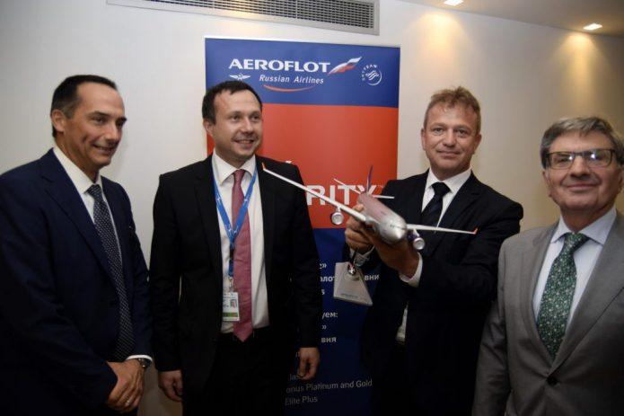 VRN - Aeroflot per Verona-Mosca - 2018