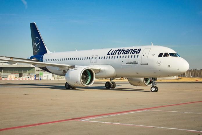 A320neo Lufthansa