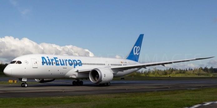 Air Europa Dreamliner