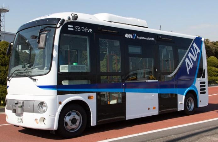 ANA bus