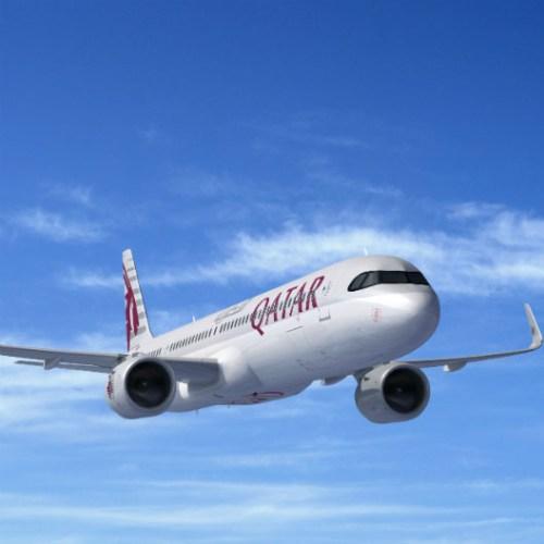 A321LR Qatar Airways