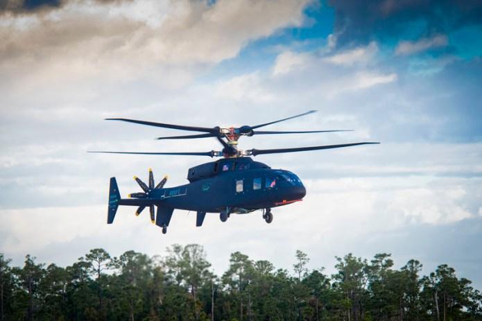 Defiant Boeing Sikorsky