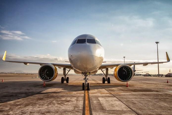 Aircraft Vueling
