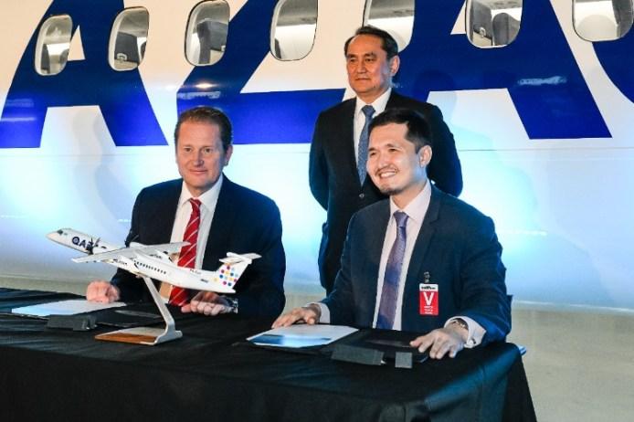 Q400 Qazaq Air
