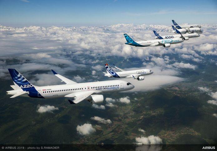 Airbus Bourget 2019 PAS