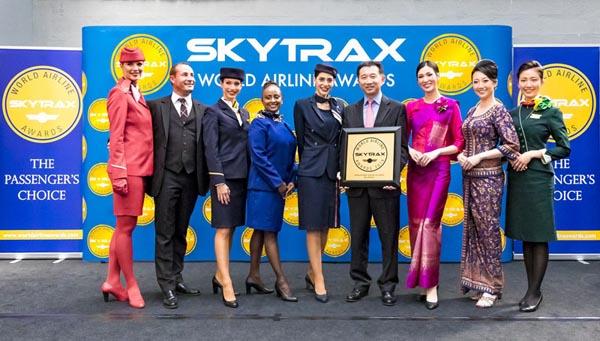 Star Alliance Skytrax