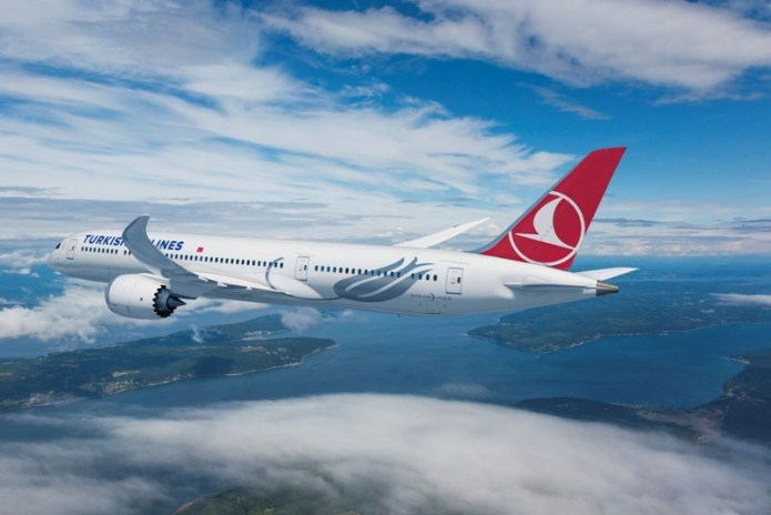 Turkish Airlines 787 9