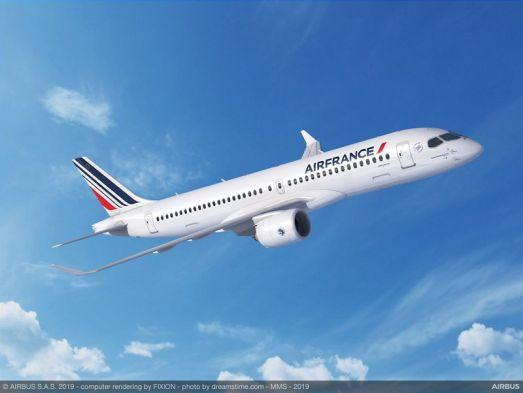 A220 300 Air France