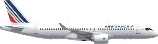 AirFrance A220 300 1