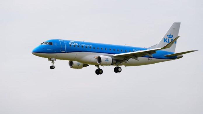 KLM ERJ175