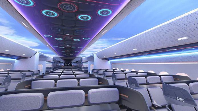 Airbus Cabin Vision 2030