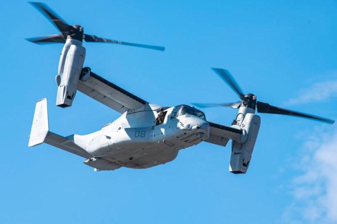 Osprey V 22
