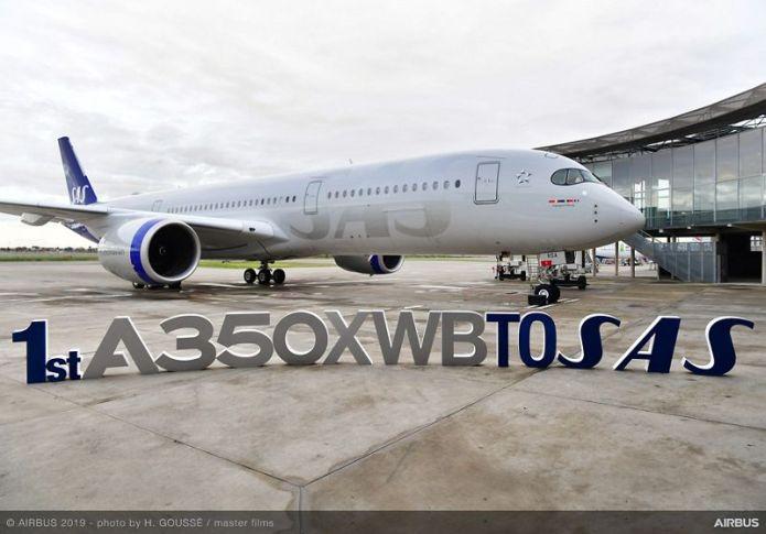A350 900 SAS