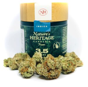oro blanco by natures heritage buds