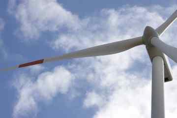 wind power off grid