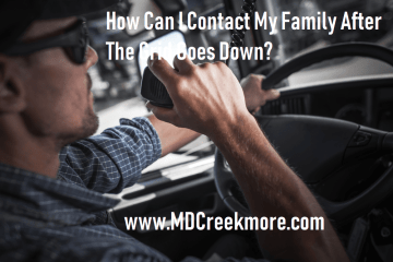 How Can I Contact My Family After The Grid Goes Down