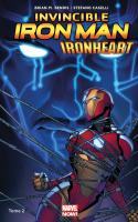 Invincible Iron Man : Ironheart T02