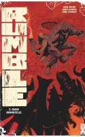 Rumble Tome 3 : Étreinte De L'immortalité