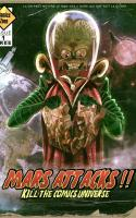 Fcbd 2019 - Mars Attacks Kills The Comics Universe