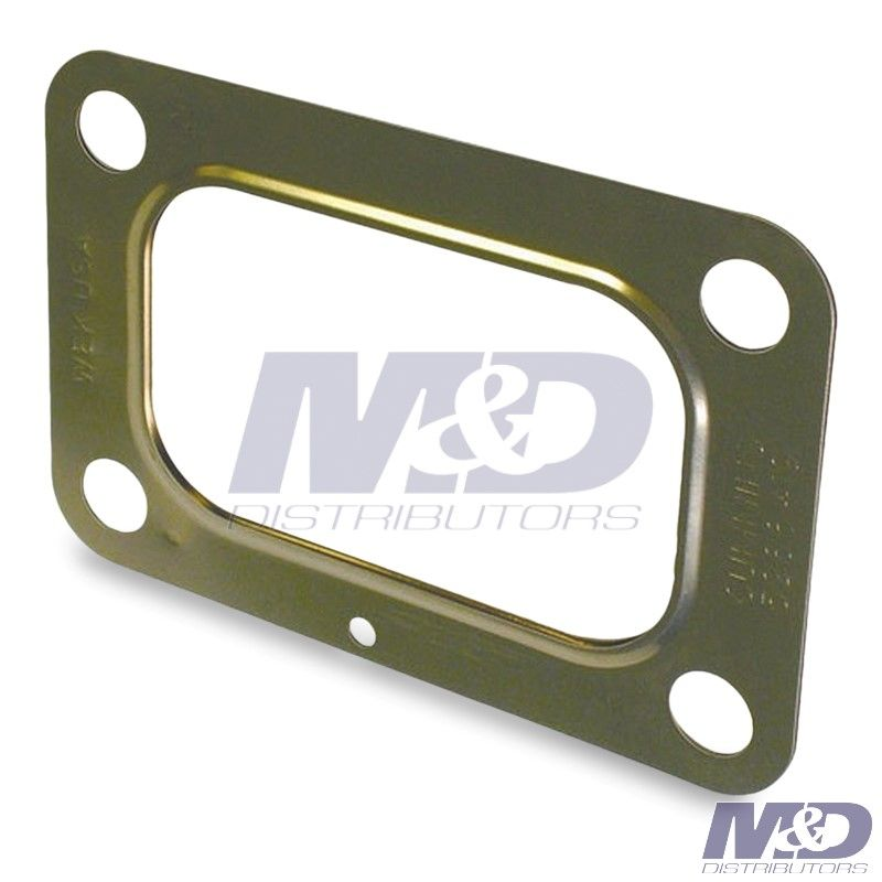 2013 2018 6 7l dodge turbocharger mounting gasket to exhaust manifold