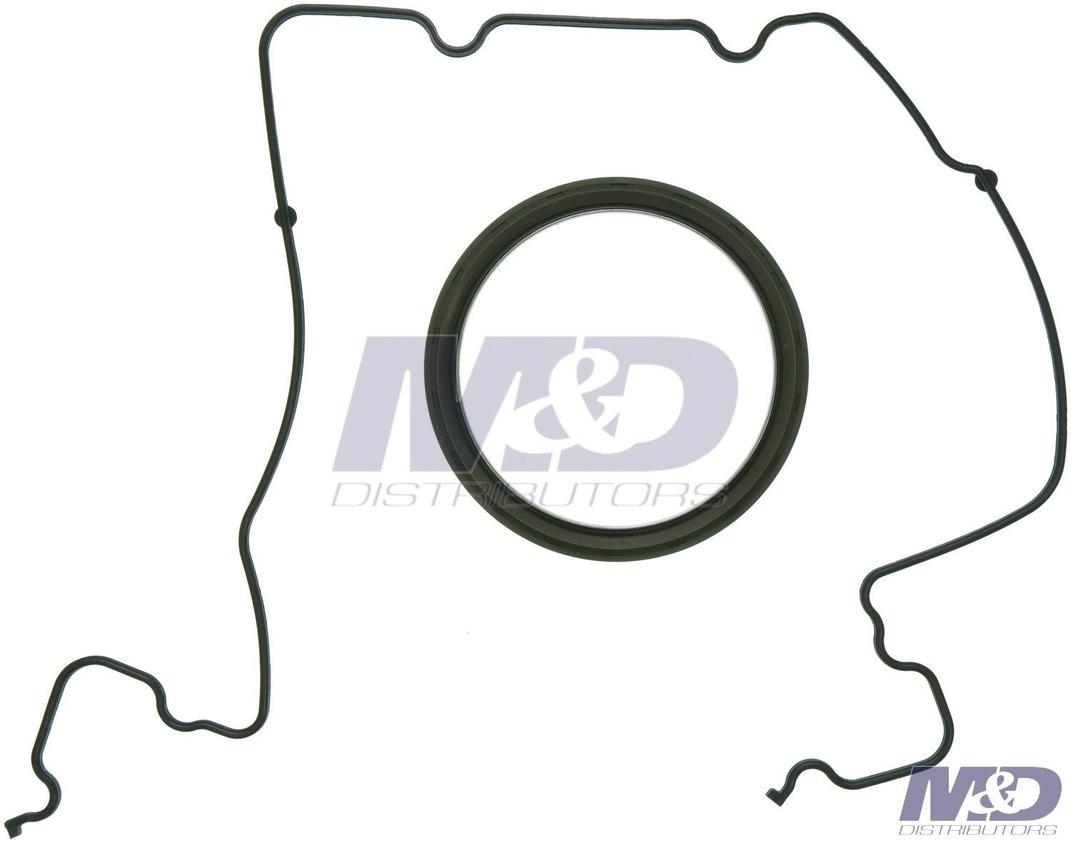 Ford 4 5l 6 0l 6 4l Power Stroke Rear Cover Seal Kit