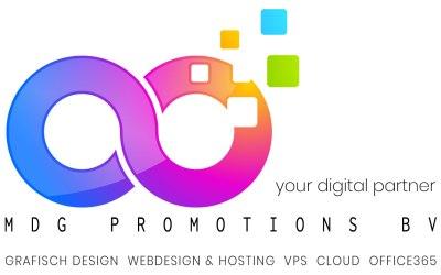 Website ontwerp en Logodesign door MDG Creativity by MDG Promotions