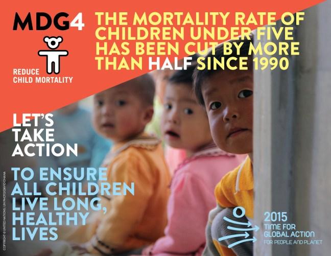 Millenium Development Goals Infographic 4