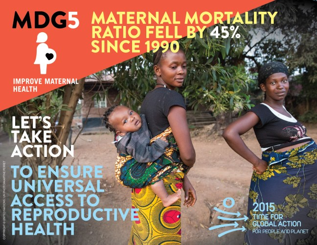 MDG 5: Improve maternal health