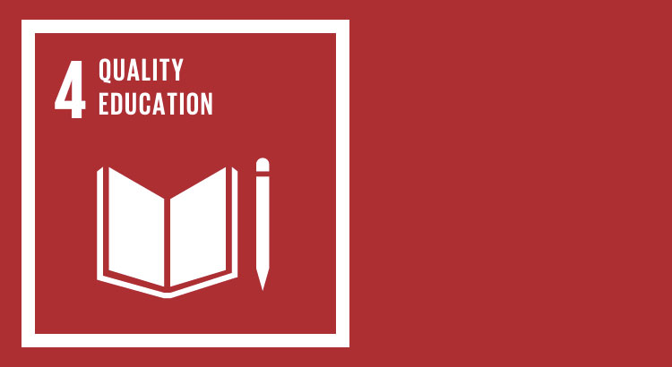 SDG 4 - Improve Quality of Education and Promote Lifelong Learning