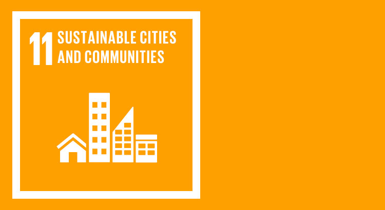 SDG 11 - Sustainable, Safe and Inclusive Cities & Communities