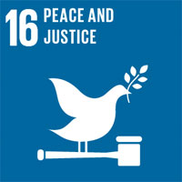 SDG 16 – Promote Peace, Justice and Inclusive Societies