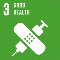 SDG 3 – Ensure healthy lives and promote well-being for all at all ages