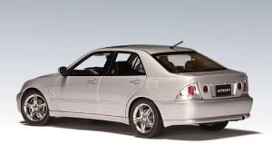 AUTOart: 2000 Toyota RS200 Altezza (RHD)  Silver (78709