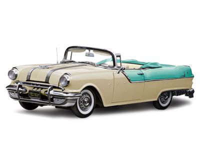 Sun Star 1955 Pontiac Starchief Convertible Lucille