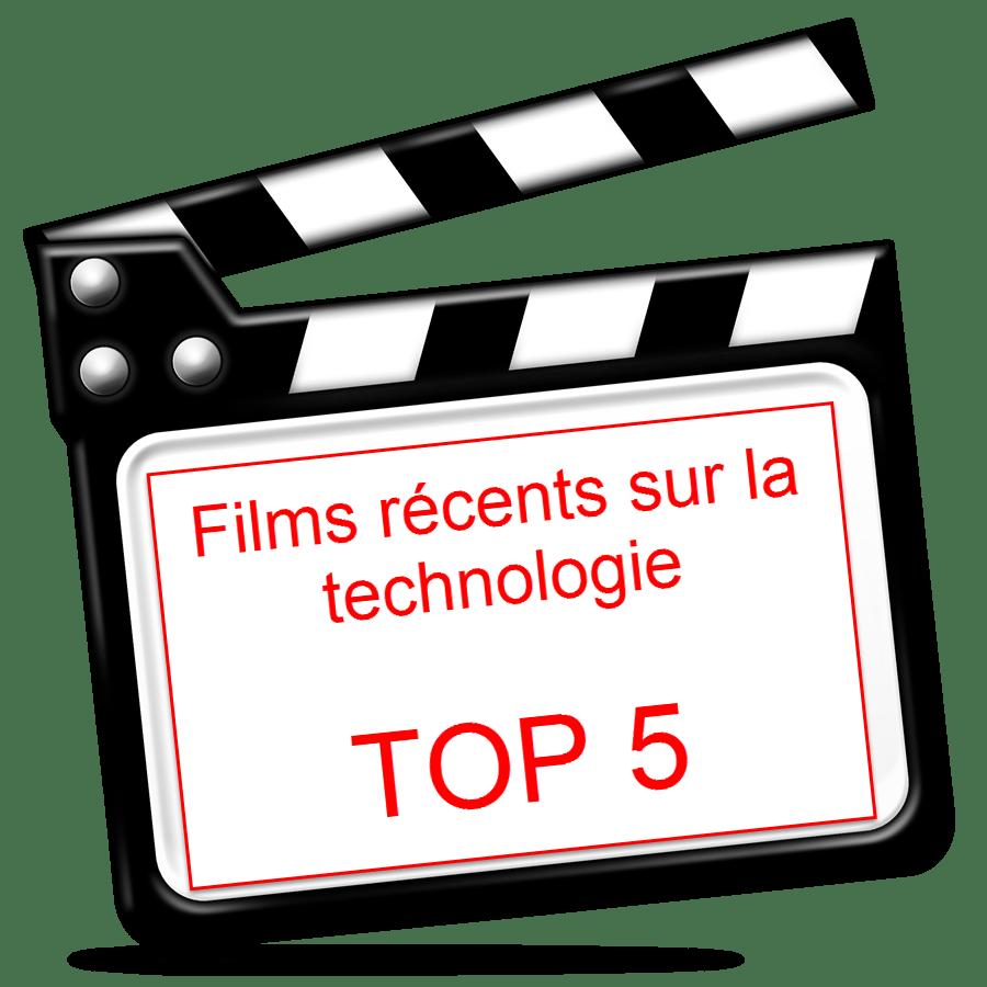 Films sur la technologie récents : TOP 5