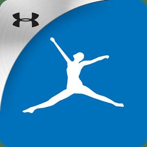 Icone de Myfitnesspal sur appareil mobile
