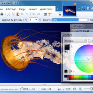 Paint.NET GUI