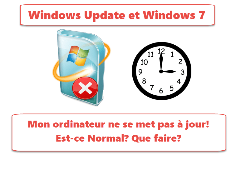 Windows Update ne se met pas à jour