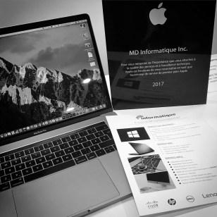 Réparation Mac pour entreprises