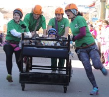 Bed Races - Mary W