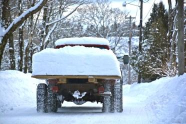 Rowan snow removal
