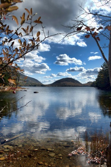 The Bubbles from Breakneck Pond by Harold Drabkin